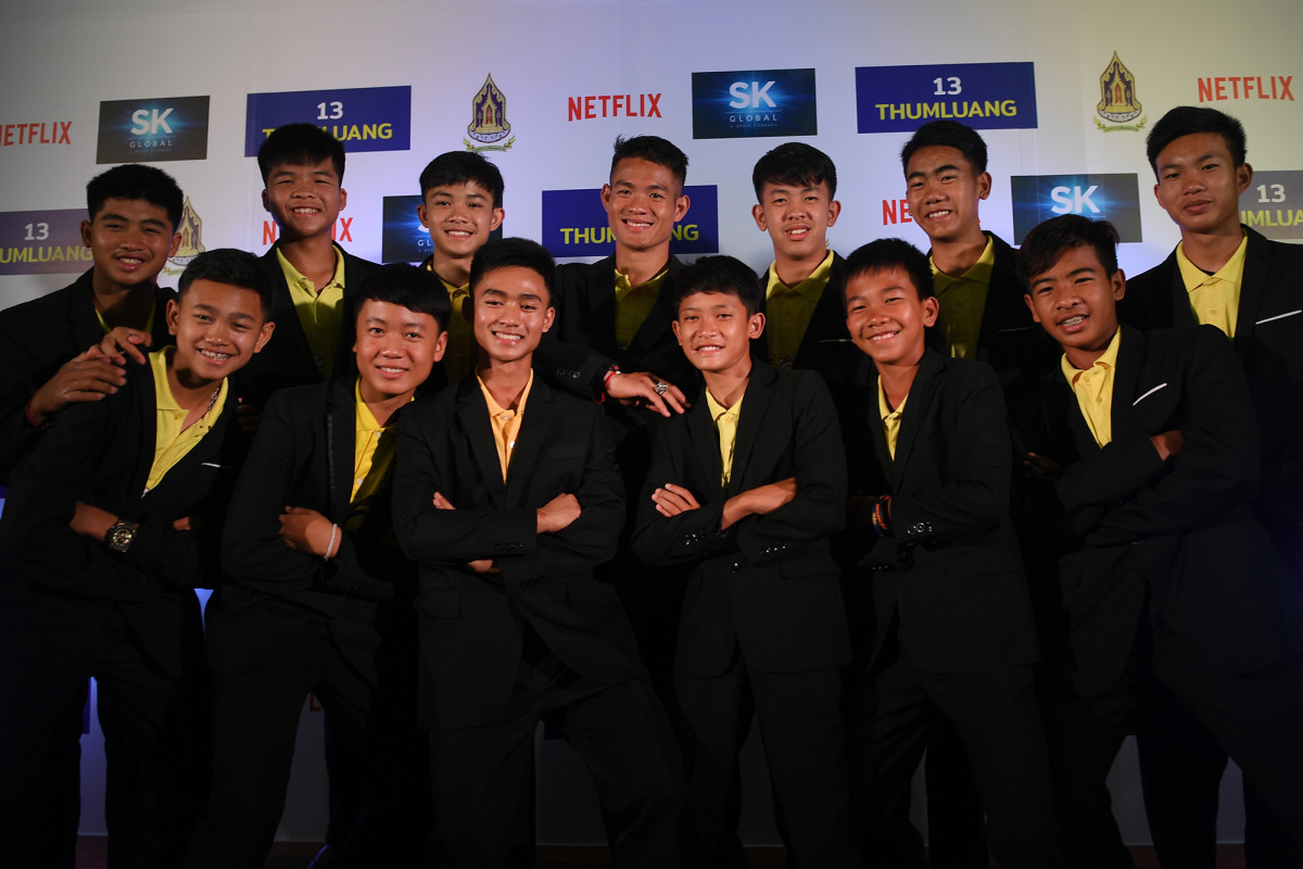 Universal first secured the rights to the boys' story. But after the Thai government stepped in, a joint venture with Netflix and SK Global won out.