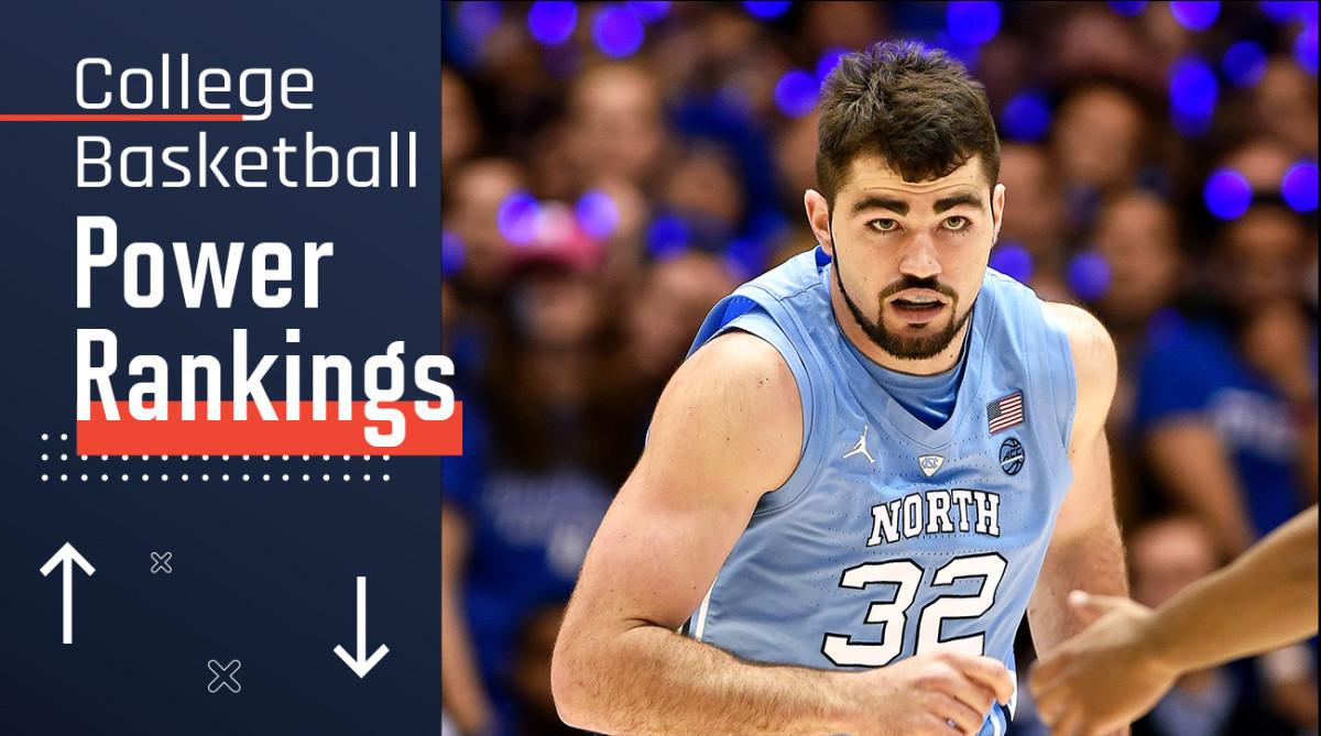 College Basketball Rankings Gonzaga Usurps Duke At No 1