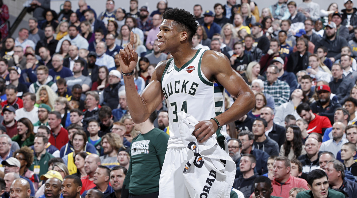 Giannis Looks Unstoppable and the Bucks Are Cruising Into All-Star Weekend