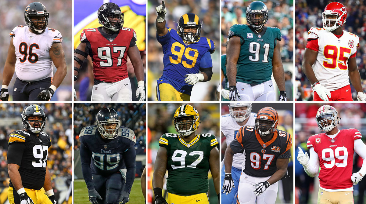 Defensive Line Rankings Nfl S Top 10 Dls For 2019 Sports Illustrated
