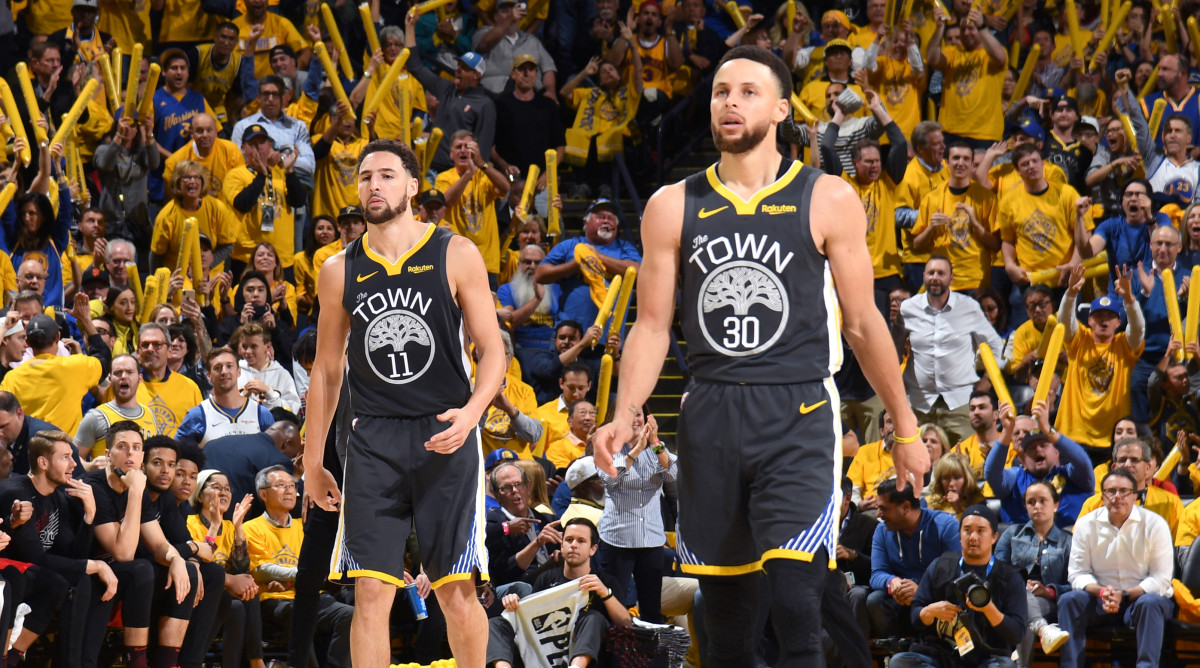 Can the Splash Brothers Pull Off One More Oracle Classic?