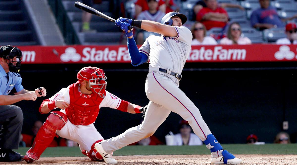 Joey Gallo 100 Home Runs: Texas Rangers Slugger's Extreme