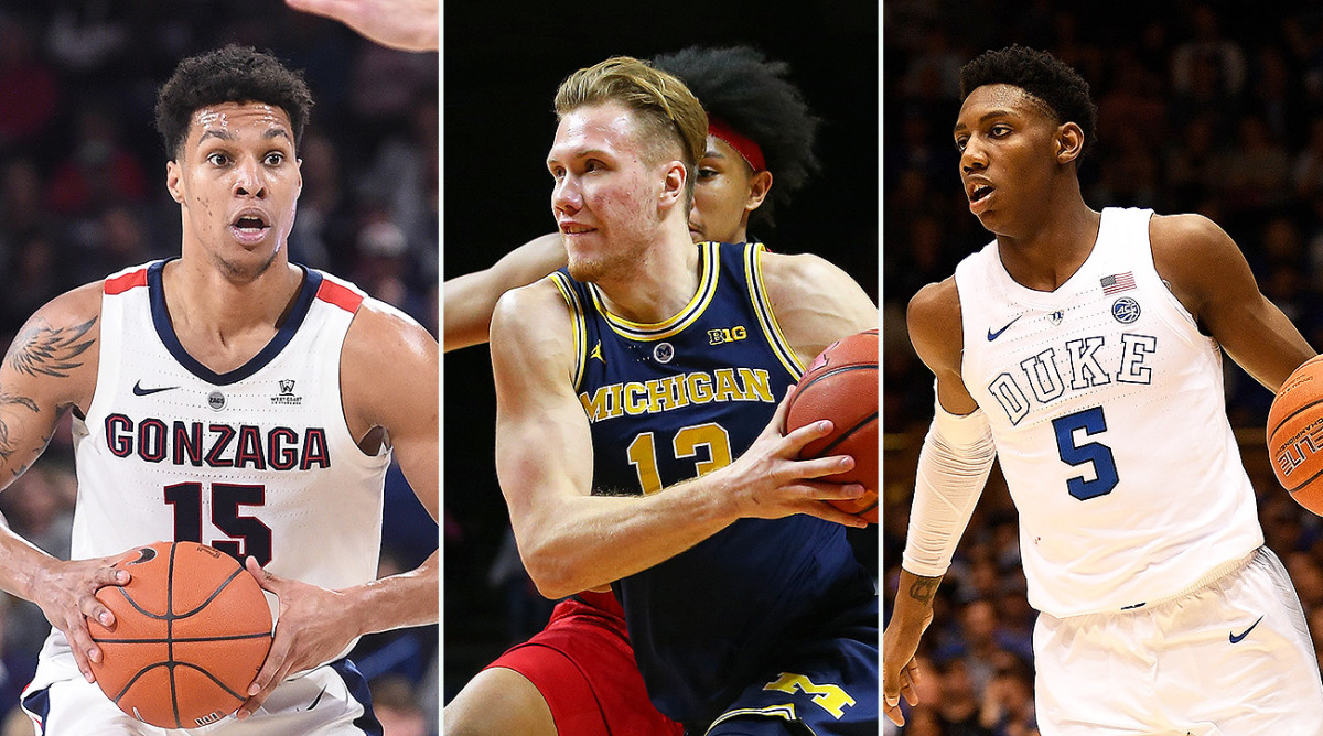 College Basketball Rankings Top 25 Pros Cons For March