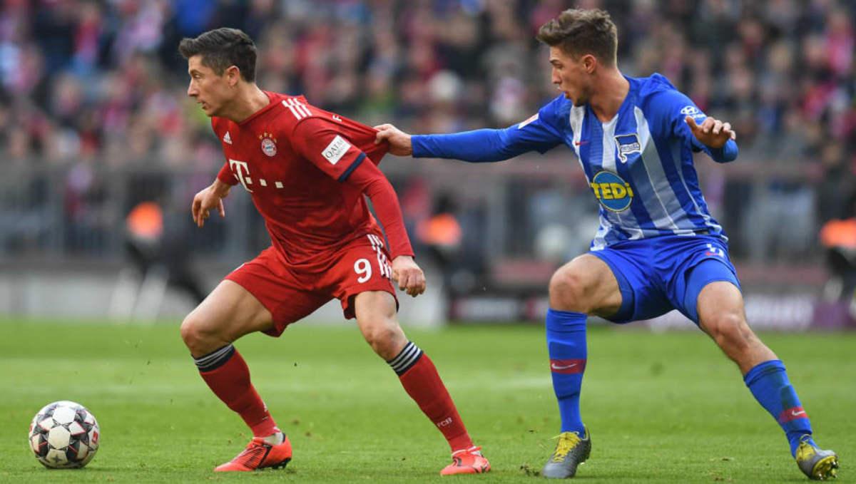 Bayern Hertha Live Stream