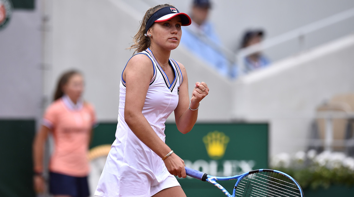 Sofia Kenin and David Goffin Among Sleepers to Watch at Wimbledon