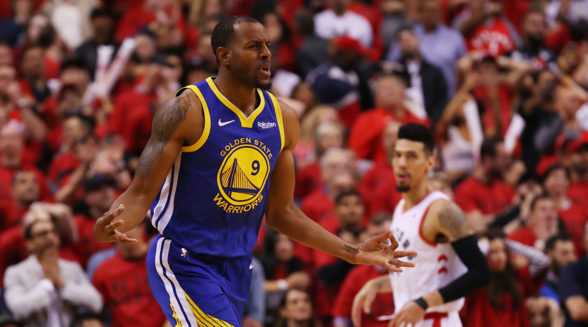 Mental Toughness Sets Warriors Apart in Game 2 of NBA Finals
