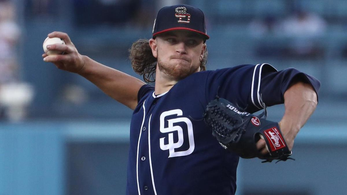 Despite Chris Paddack's Efforts, Padres Remain Only MLB Team Without a No-Hitter--IMAGE