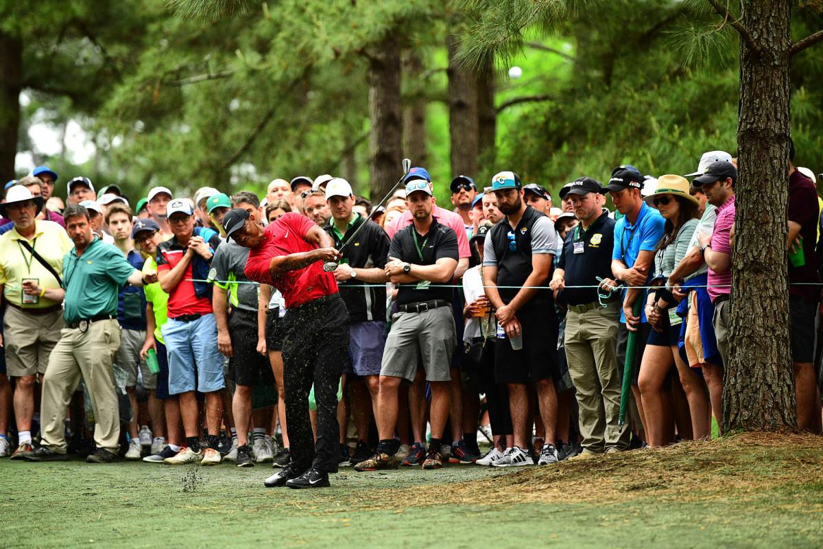 Tiger Woods | No. 11