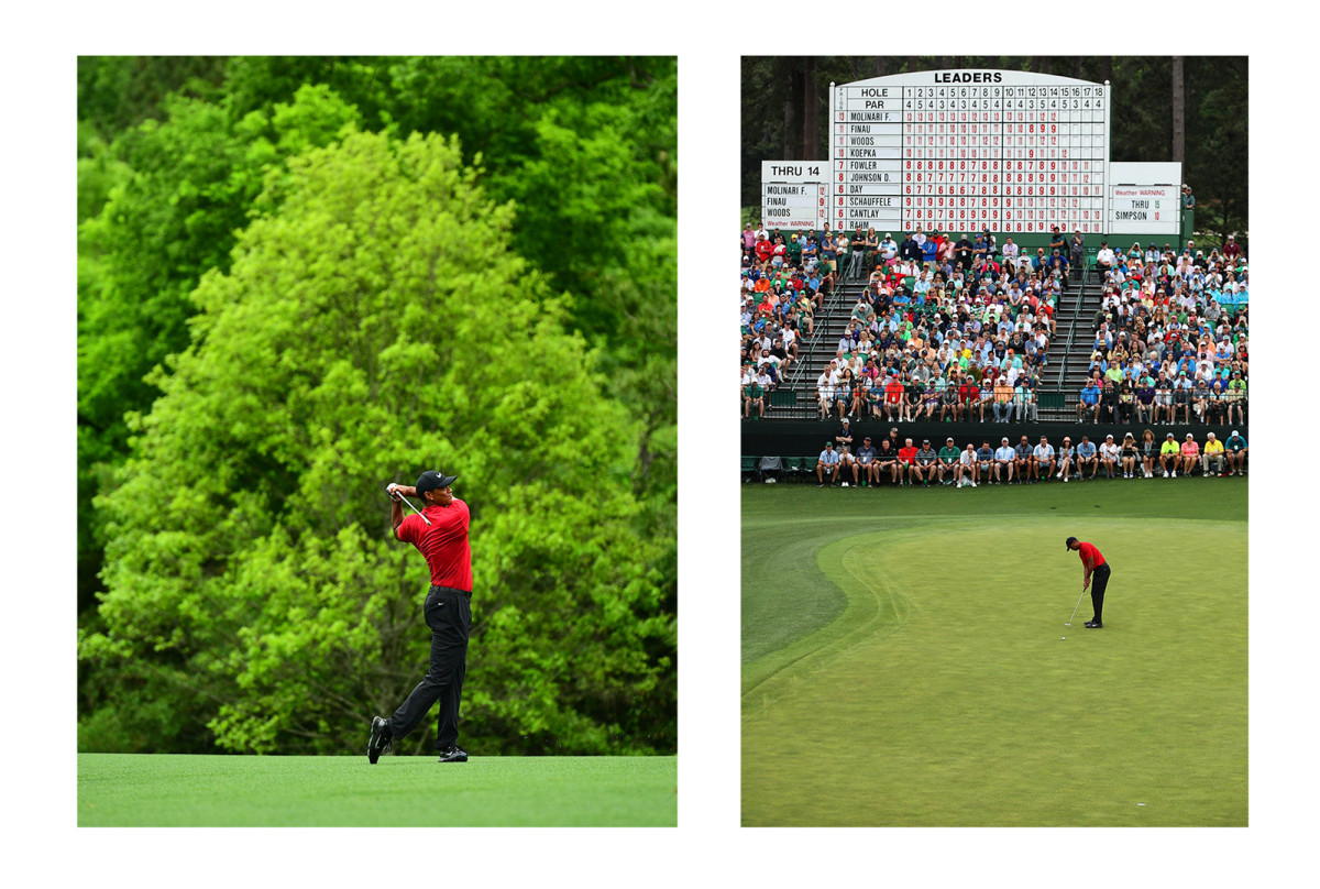 Tiger Woods | No. 15