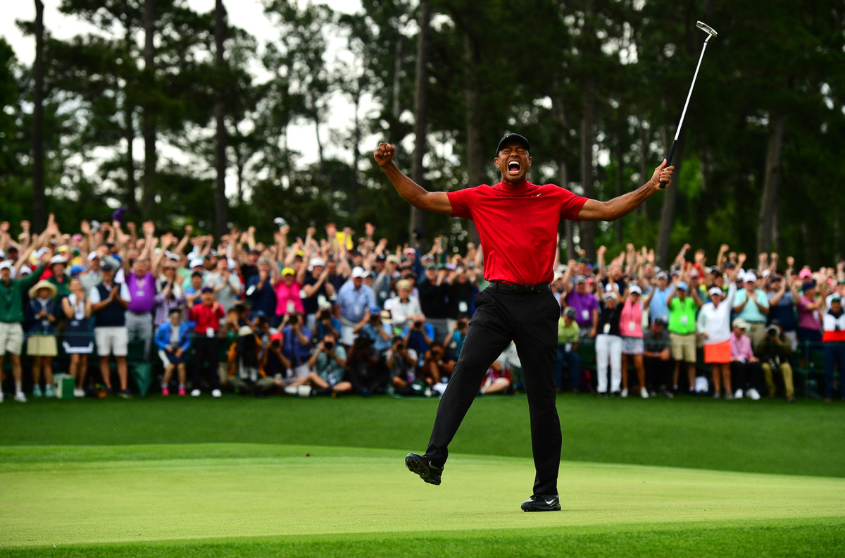 Tiger Woods | No. 18