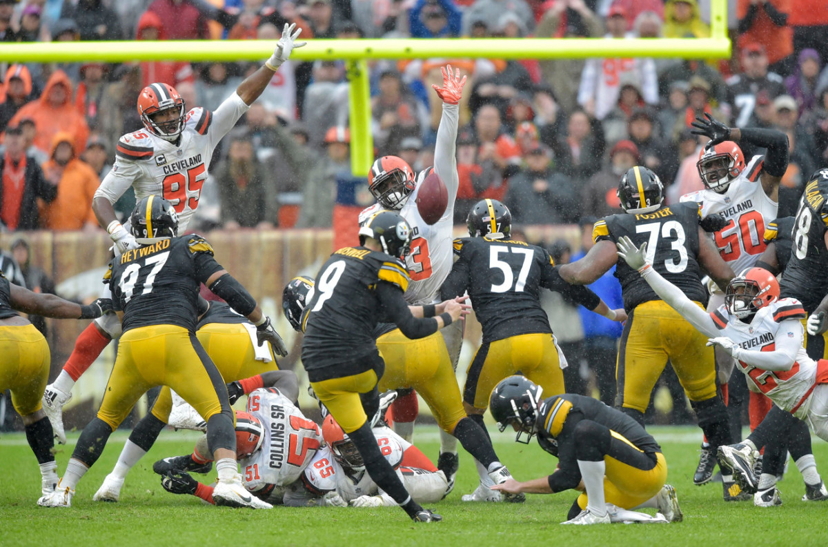 The overtime miss against the Browns in the opener set the tone for Boswell's season of woe.