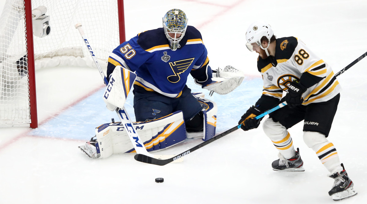 Bruins' Power Play Steamrolls Blues in Game 3 of Stanley Cup Final