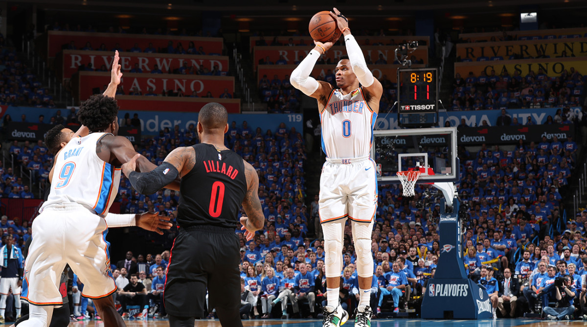 Russell Westbrook's Shortcomings Have Rendered the Thunder Powerless in the Playoffs