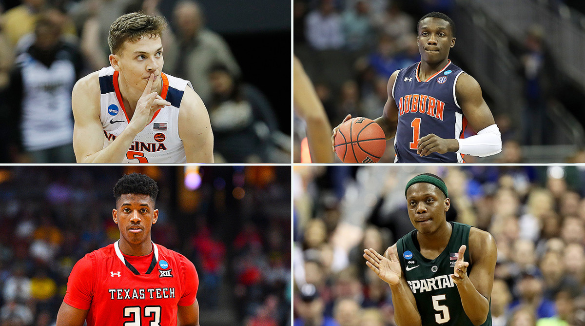 Ranking the 2019 Final Four Teams: Who's the New Favorite?