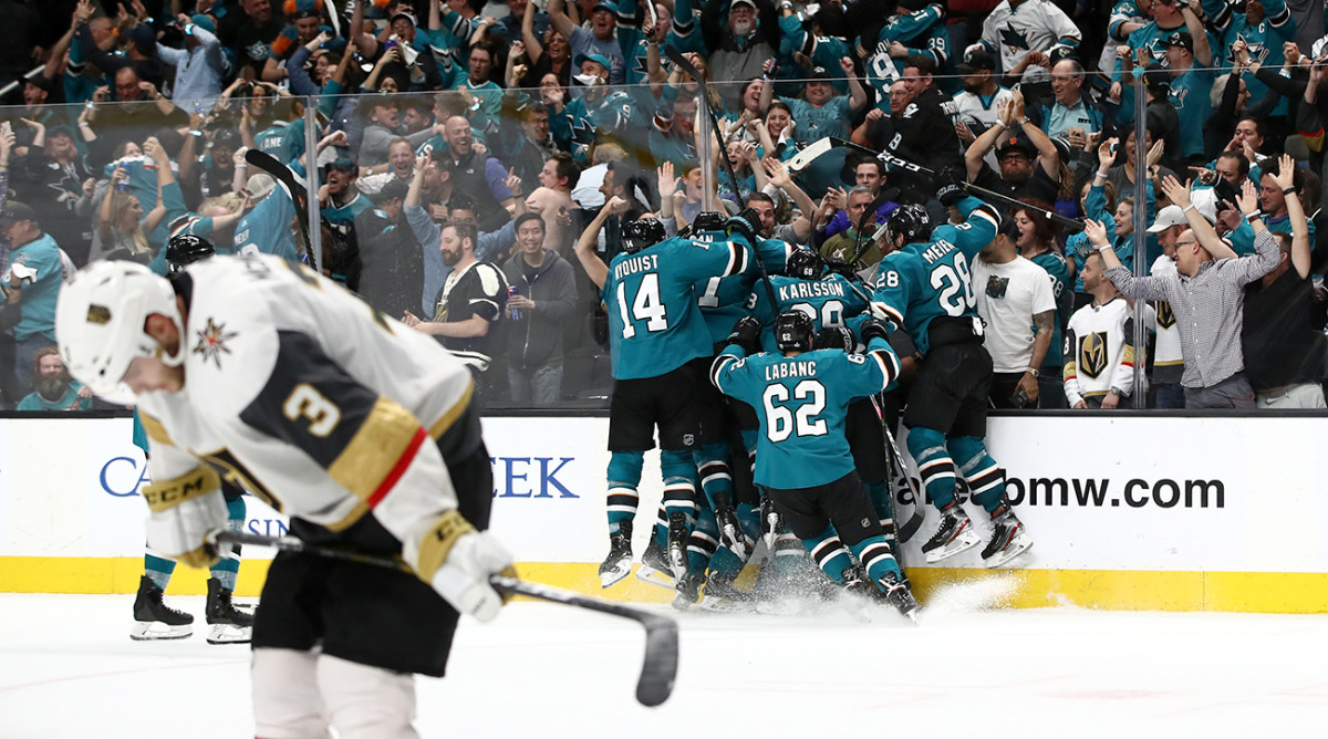 Triumph or torture: The drama of an NHL Game 7 is unmatched