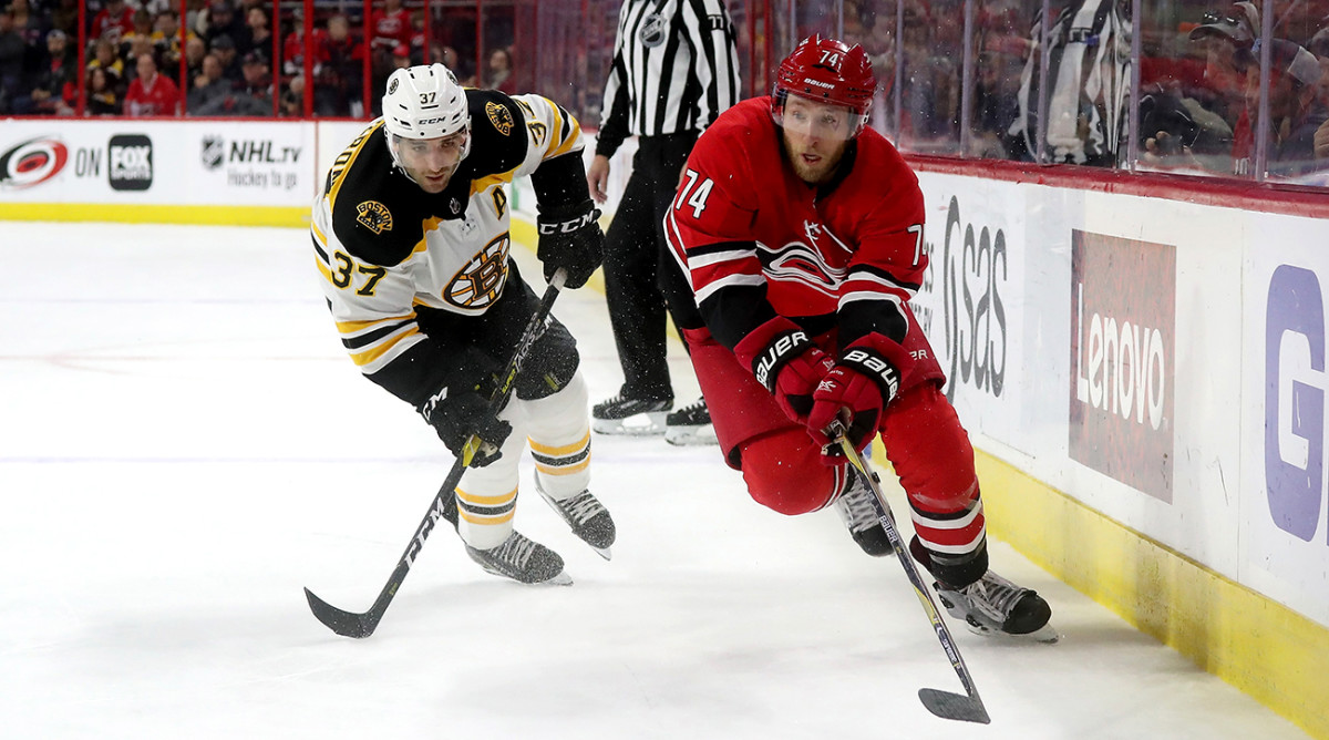 Eastern Conference Final Preview: Can the Bruins Weather the Storm Against the Hurricanes?