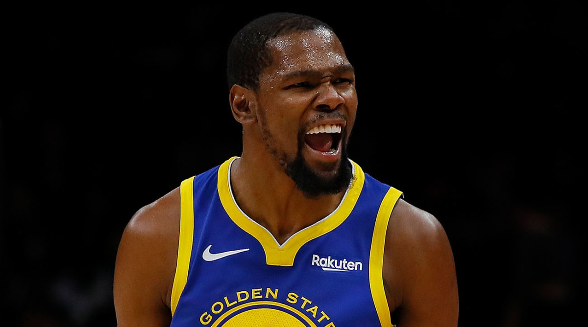 Nets GM: Kevin Durant Joined Brooklyn Because of System, Style of Play