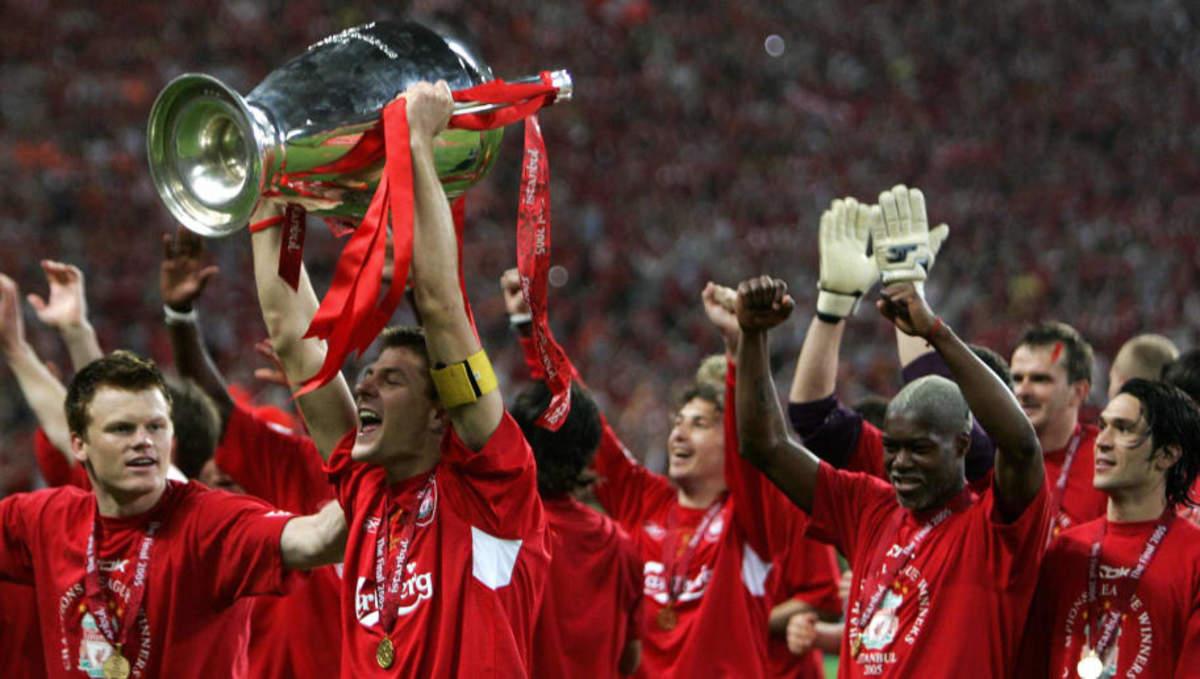 Top comebacks in Champions League history