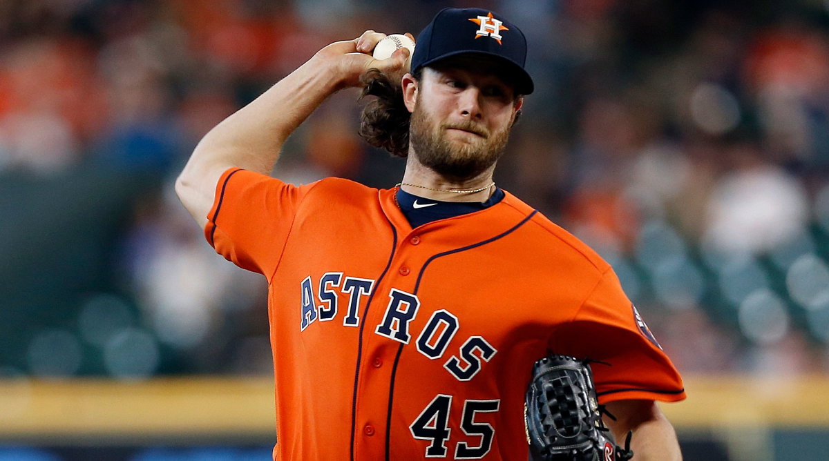 Gerrit Cole Gives the Astros a Scary-Good Look for October
