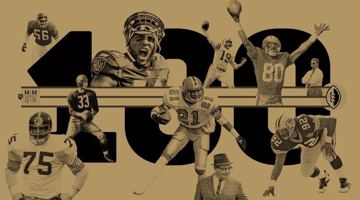 sale uk classic style no sale tax NFL history: 100 people who shaped the league, pro football ...