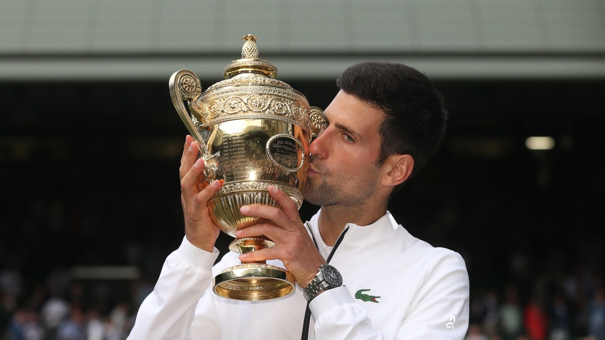 Djokovic Bends But Does Not Break, Edges Federer For Fifth Wimbledon Title