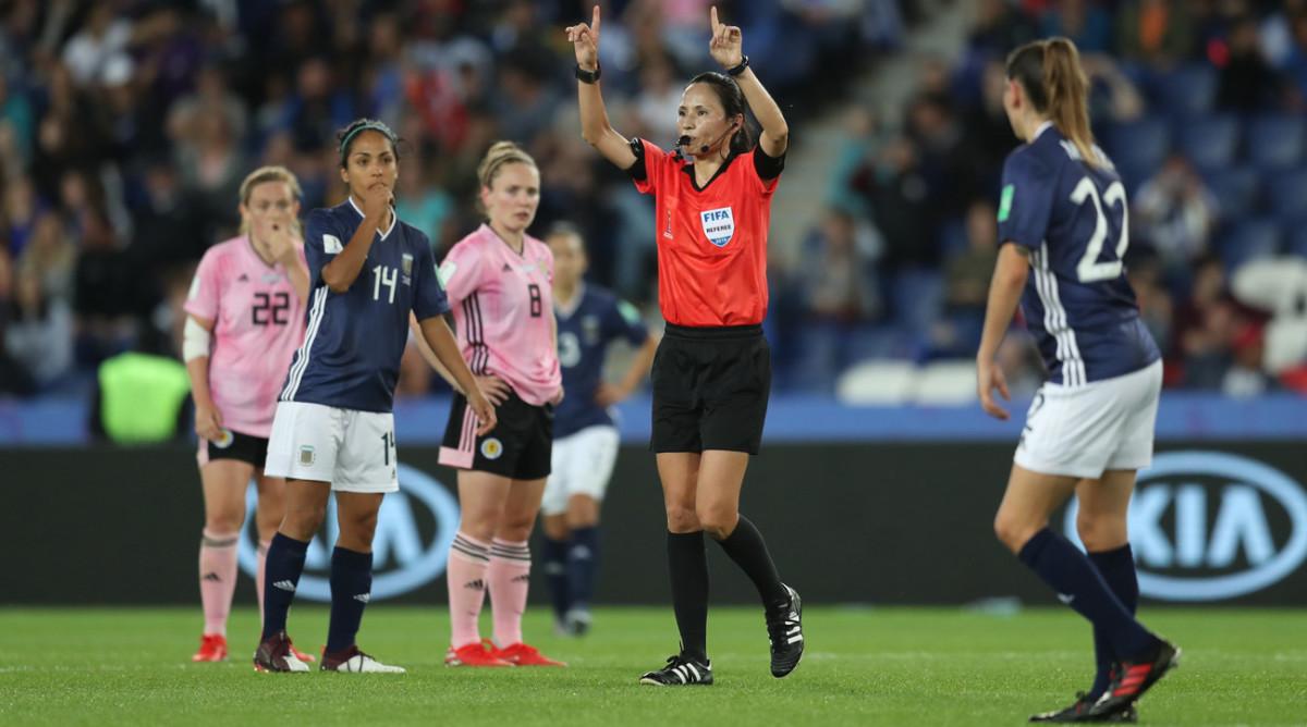 Image result for var women's football