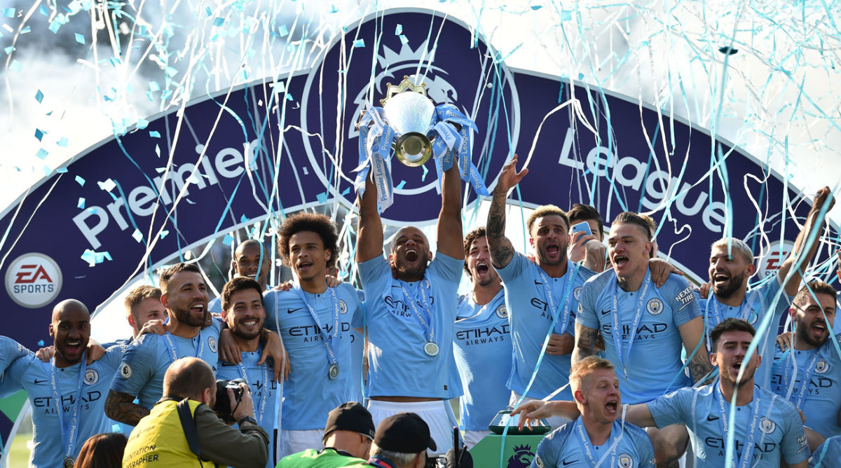 Man City Odds To Win League