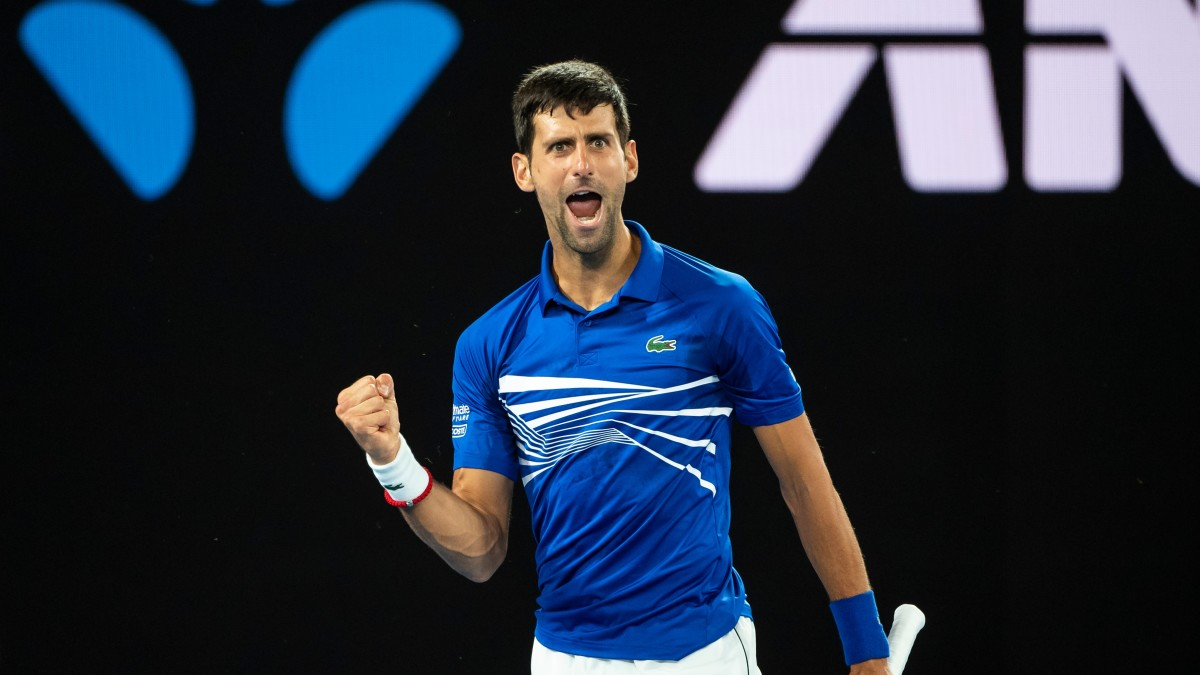Djokovic On Another Level Entirely in Australian Open Beatdown of Nadal