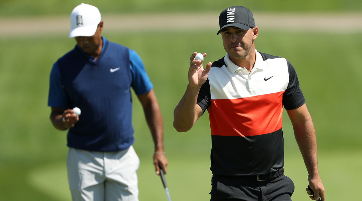 Koepka's 63 proves (again) he's the best player in golf