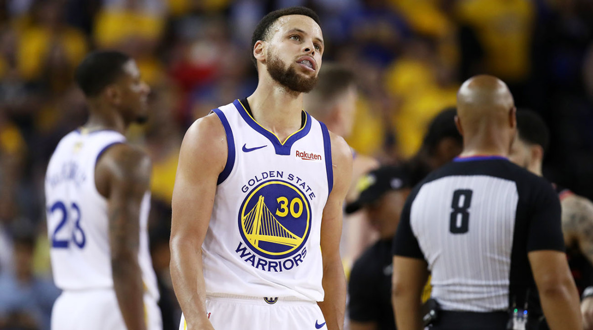 The Warriors' Defense Needs More Help Than Their Offense