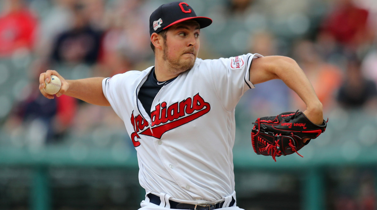 Indians Come Out Surprisingly Well in Trevor Bauer Trade