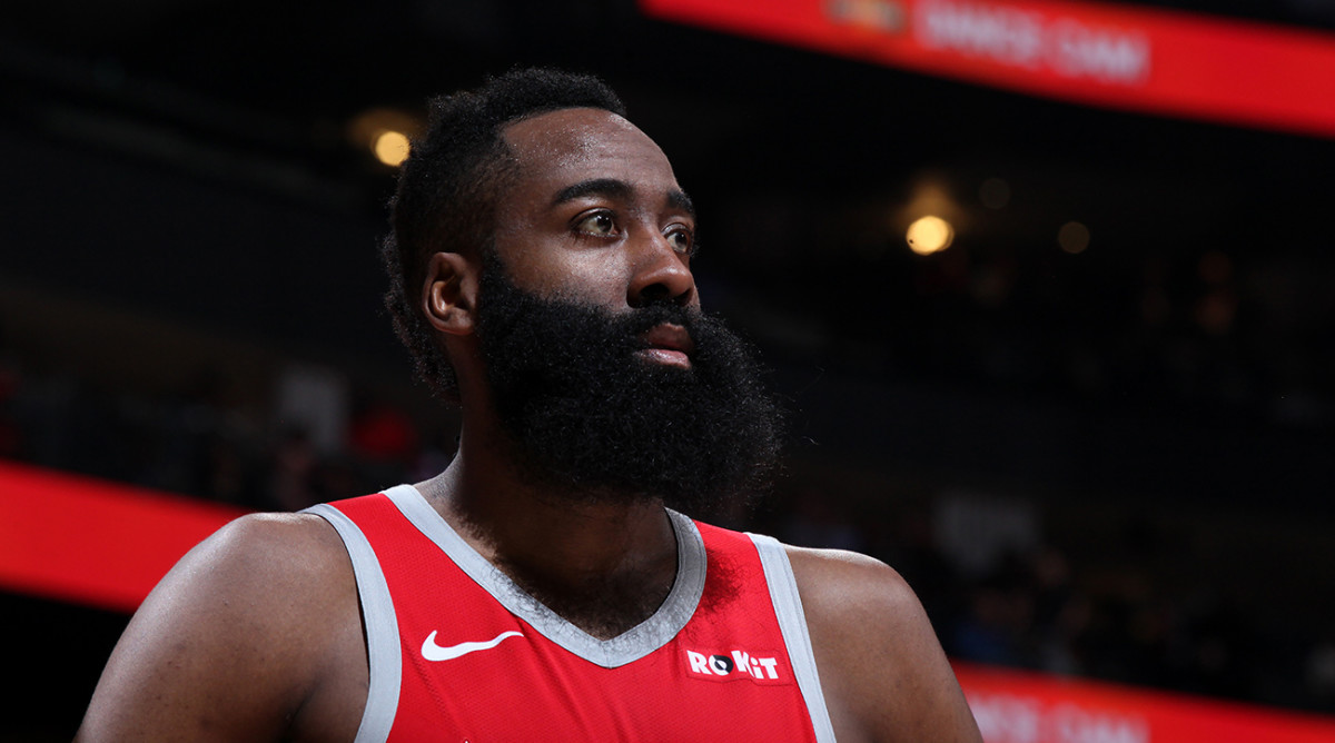 canta arco cartucho  Adidas takes out James Harden MVP newspaper ad in Milwaukee - Sports  Illustrated