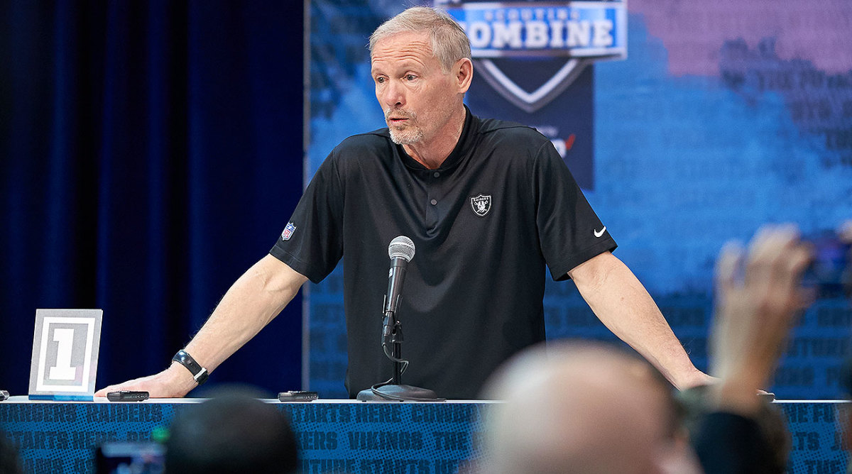 In a Familiar Place at the NFL Combine, Mike Mayock Adjusting to His Unfamiliar Role