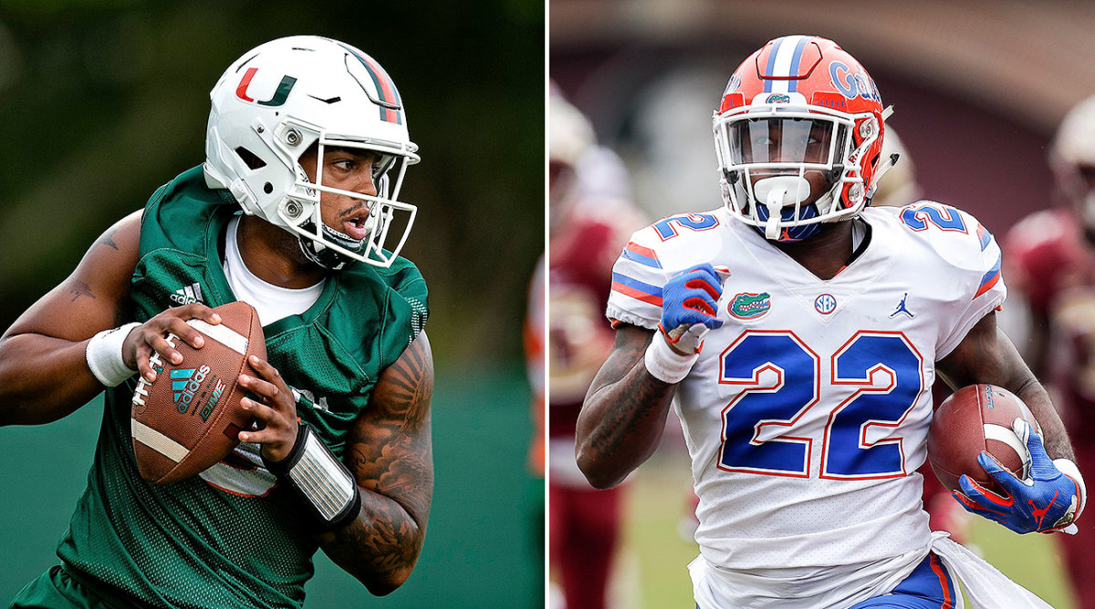 Four Storylines That Will Shape Florida and Miami's Week 0 Showdown