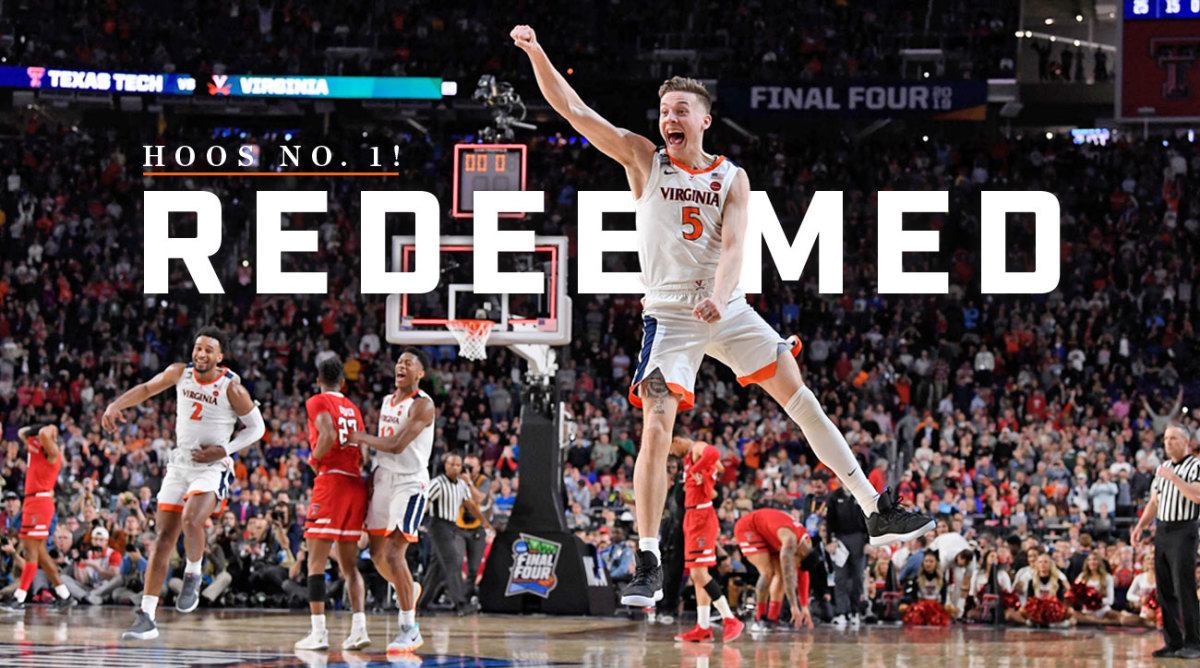 How Virginia turned UMBC into the ultimate redemption