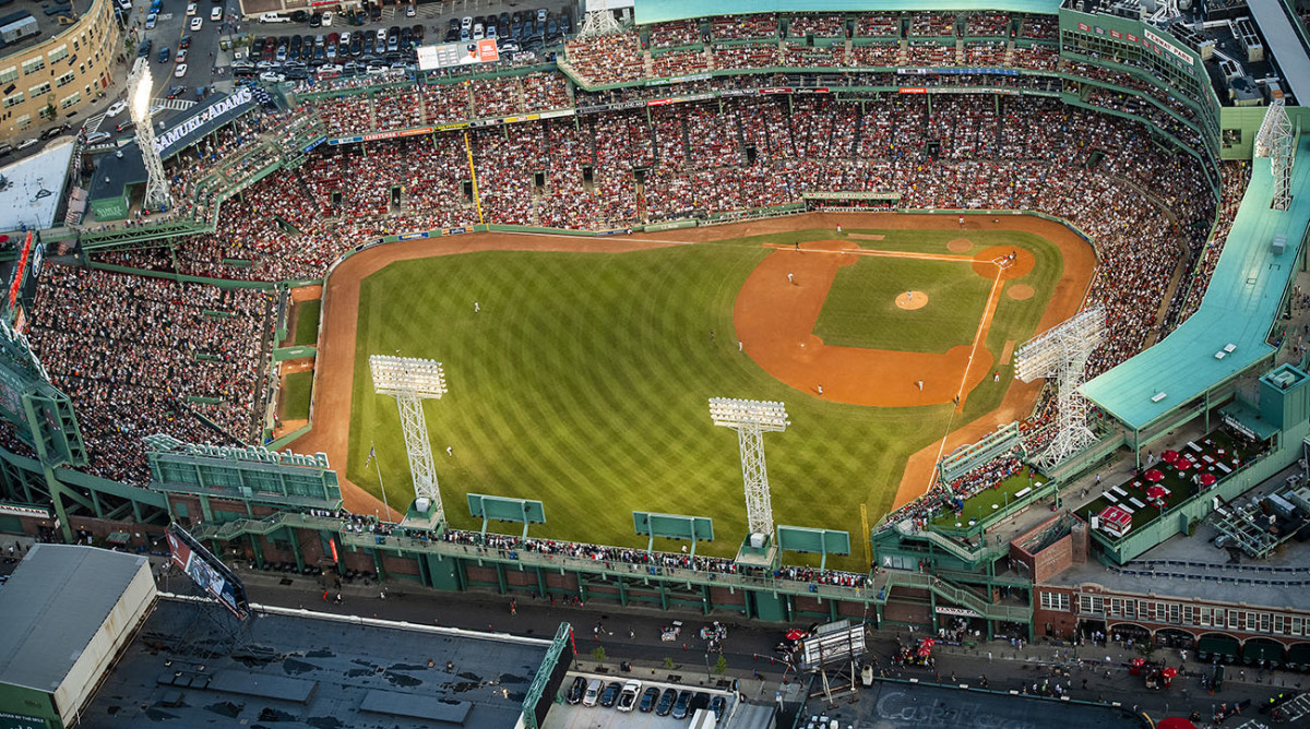 Police, FAA Investigating Unidentified Drone Spotted Illegally Flying Over Fenway Park