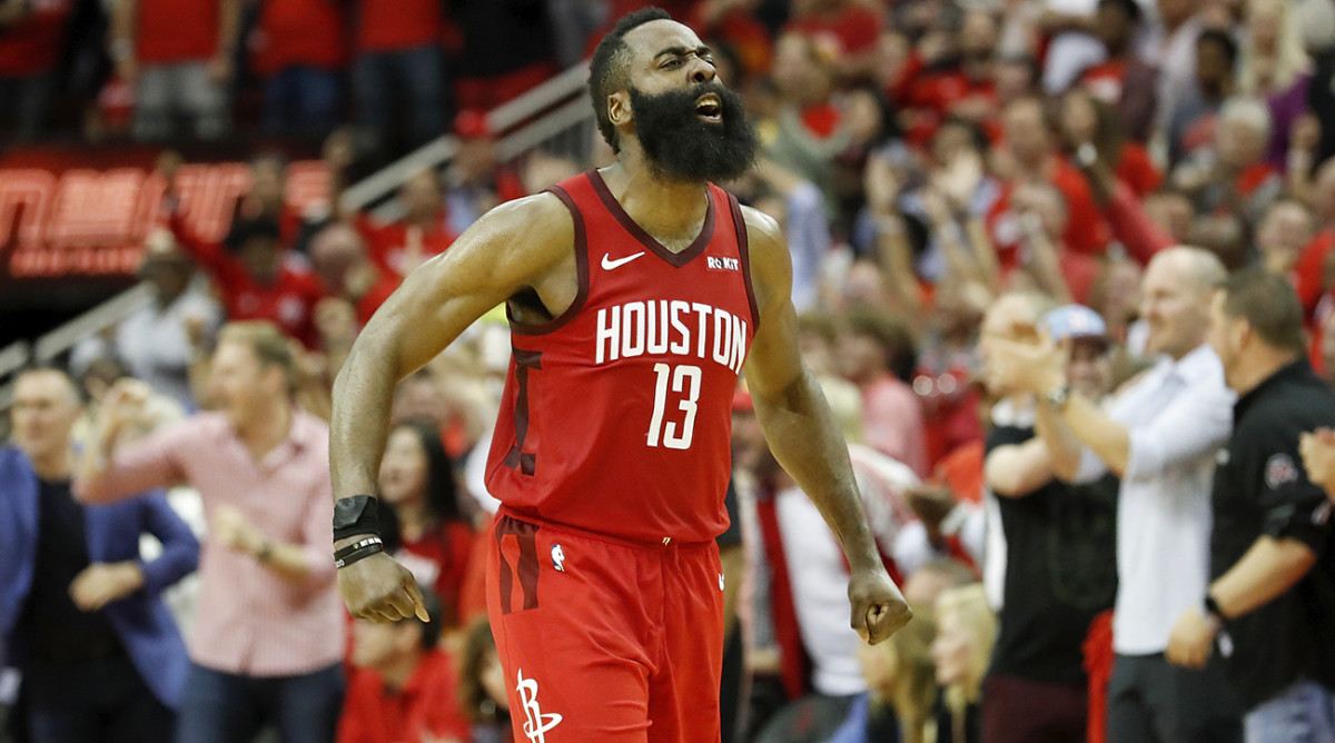 James Harden Answers the Call to Even Series With Warriors
