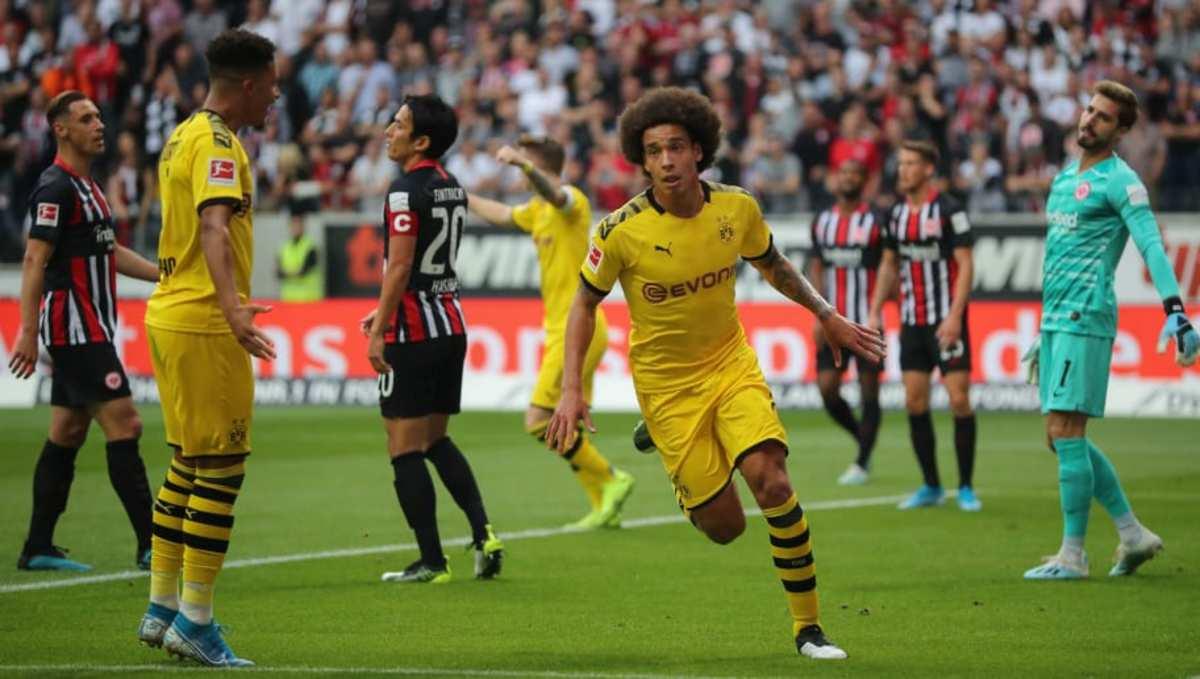 Dortmund Vs Frankfurt