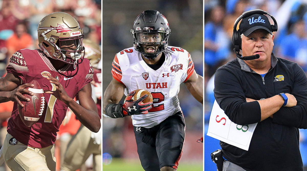 The Sneaky-Good Games of Week 1 of the College Football Season