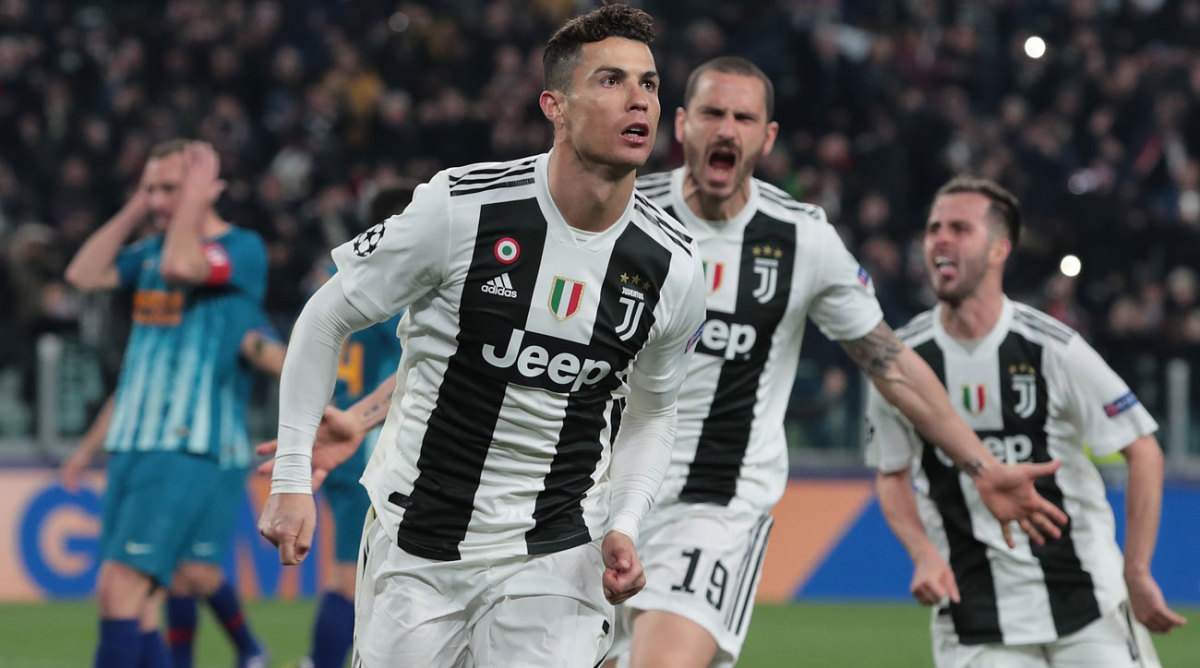 Cristiano Ronaldo Rewards Juventus's Faith With Heroic UCL Hat Trick