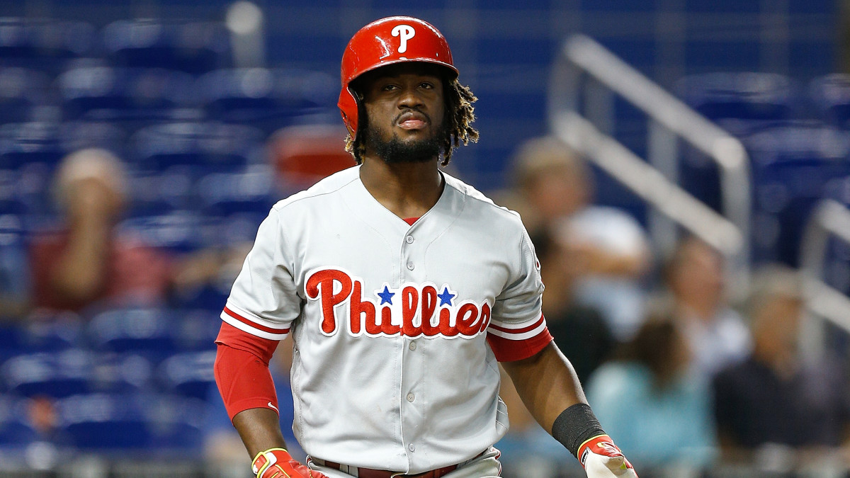 Odubel Herrera Arrested Phillies OF Charged With Domestic