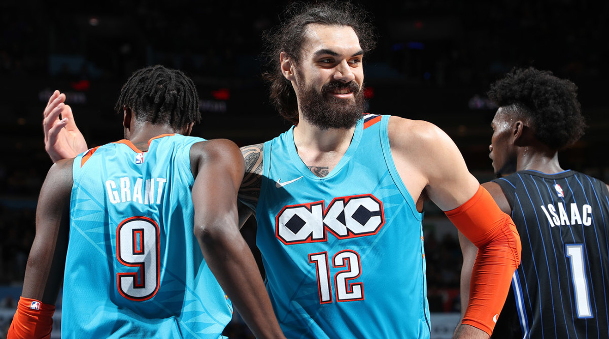 Steven Adams is Much More Than the NBA's Strongest Man