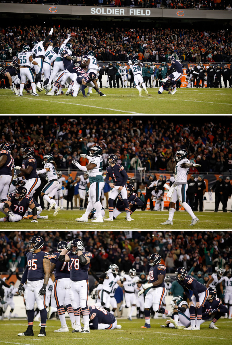 Treyvon Hester got a finger on the kick, and chaos has ensued ever since.