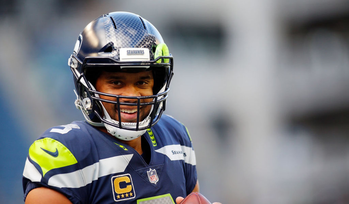 Russell Wilson bought his mom a house for Mother's Day