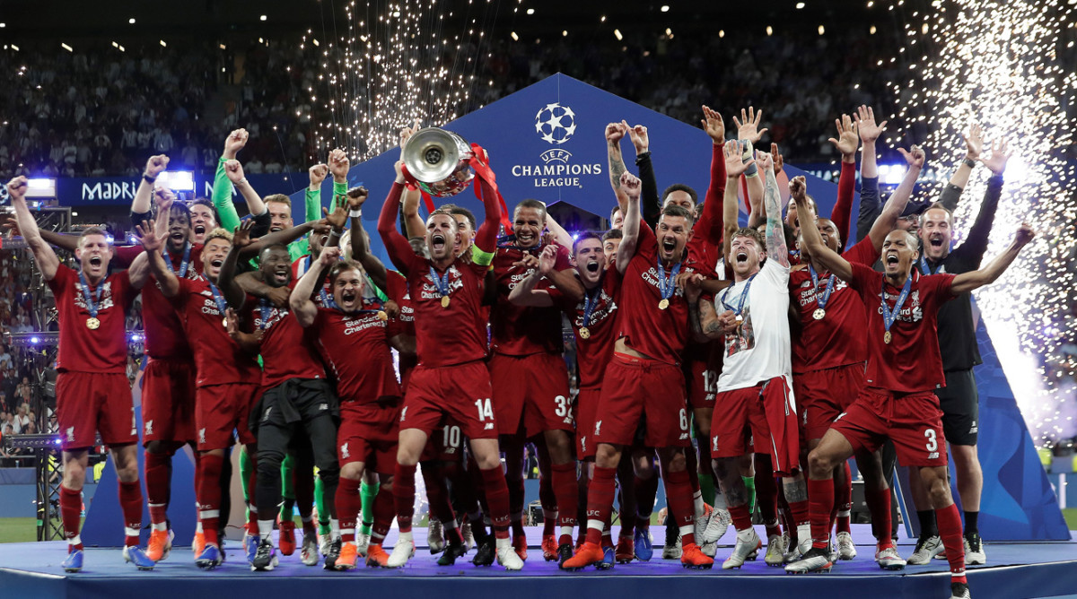 Meisten Champions League Titel