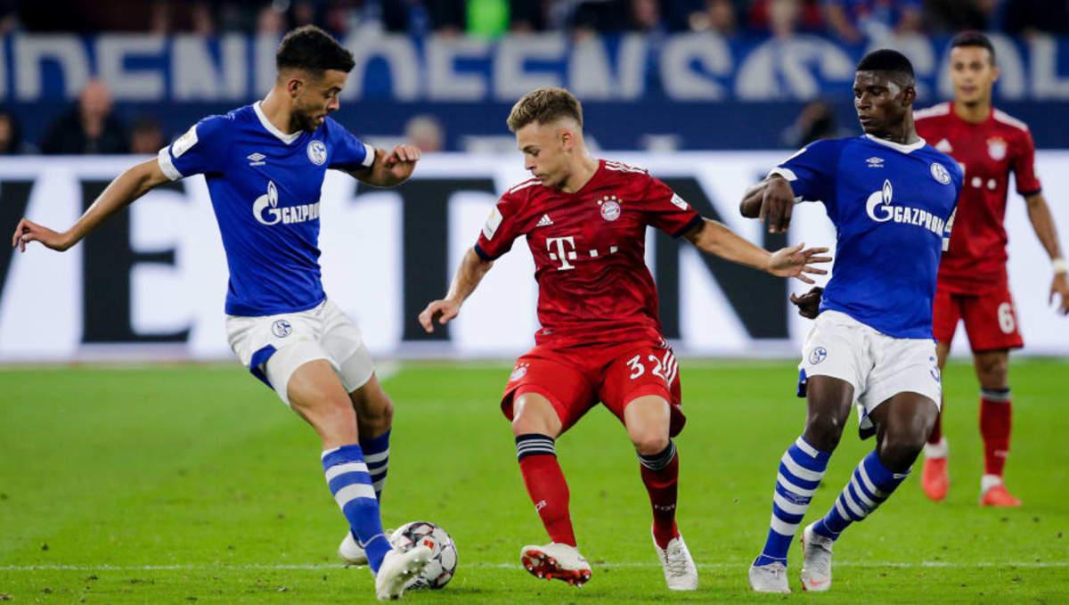 Bayern Schalke Anstoß