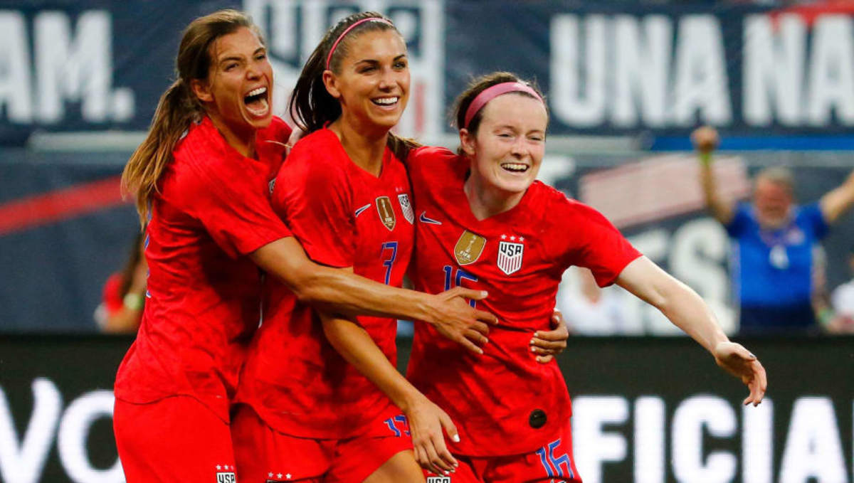 Women's World Cup 2019 cover image