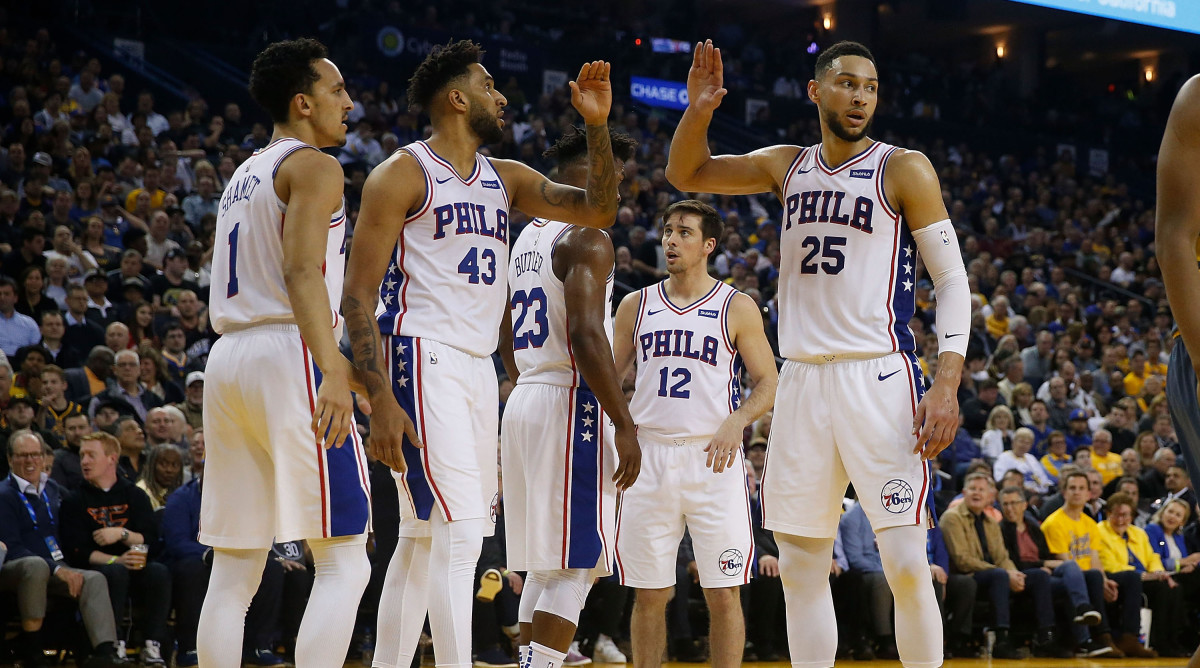 76ers Roster Who Is On Philadelphia S Team After Markelle Fultz Trade Sports Illustrated