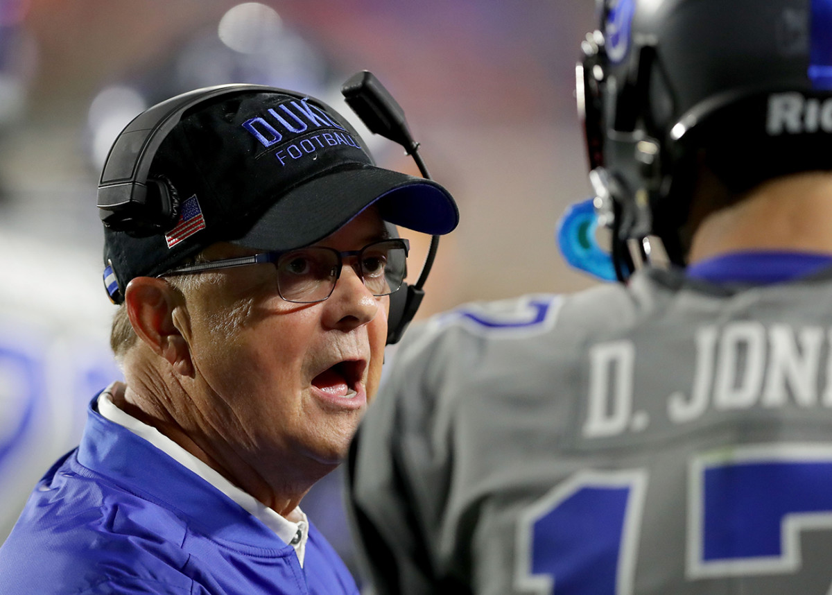 Under Cutcliffe, Jones went from late-blooming recruit to first-round prospect.