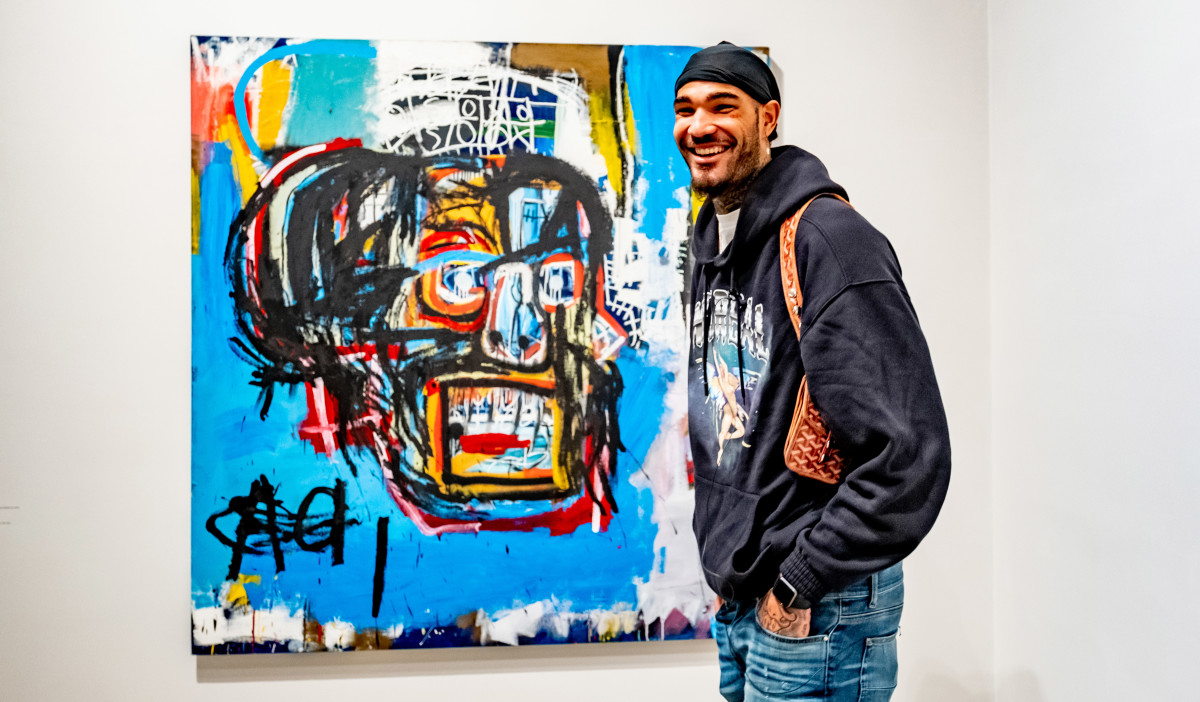 As his NBA career continues, Sacramento Kings center Willie Cauley-Stein is in the midst of a budding career as an artist.